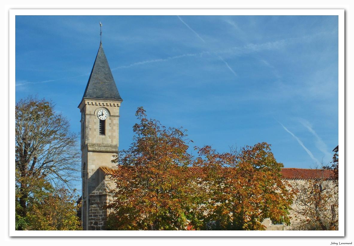 Eglise de Saint Hilaire la Forêt