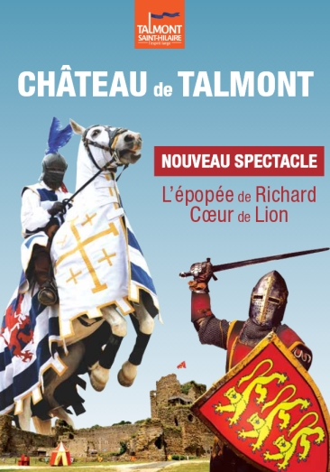 "Spectacle ""L'épopée de Richard Coeur de Lion"""