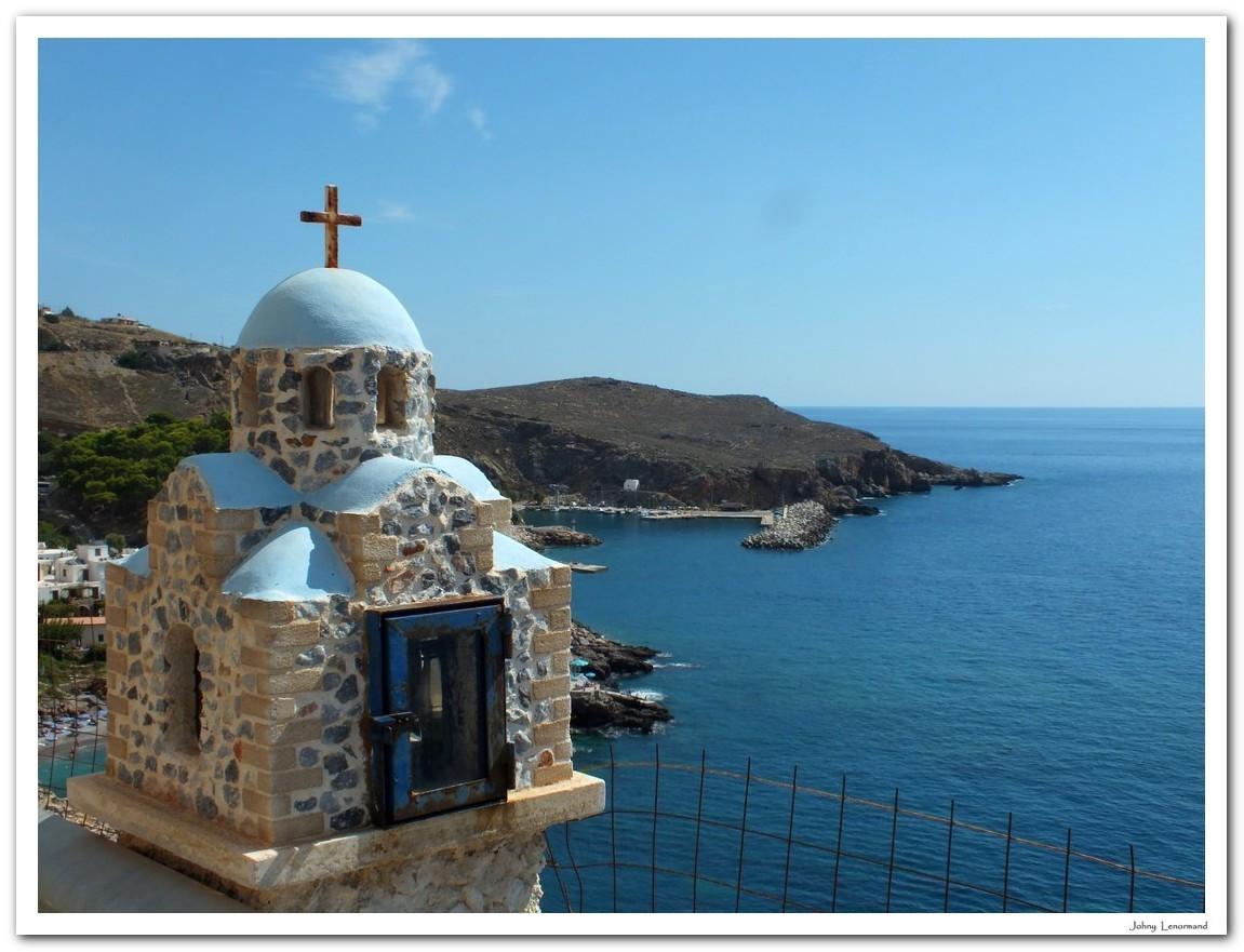 Oratoire en Crète