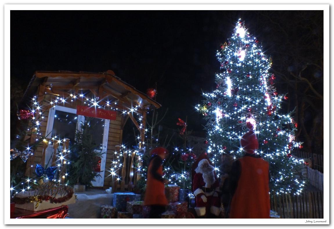 Marché de Noël 2015 à Talmont Saint Hilaire