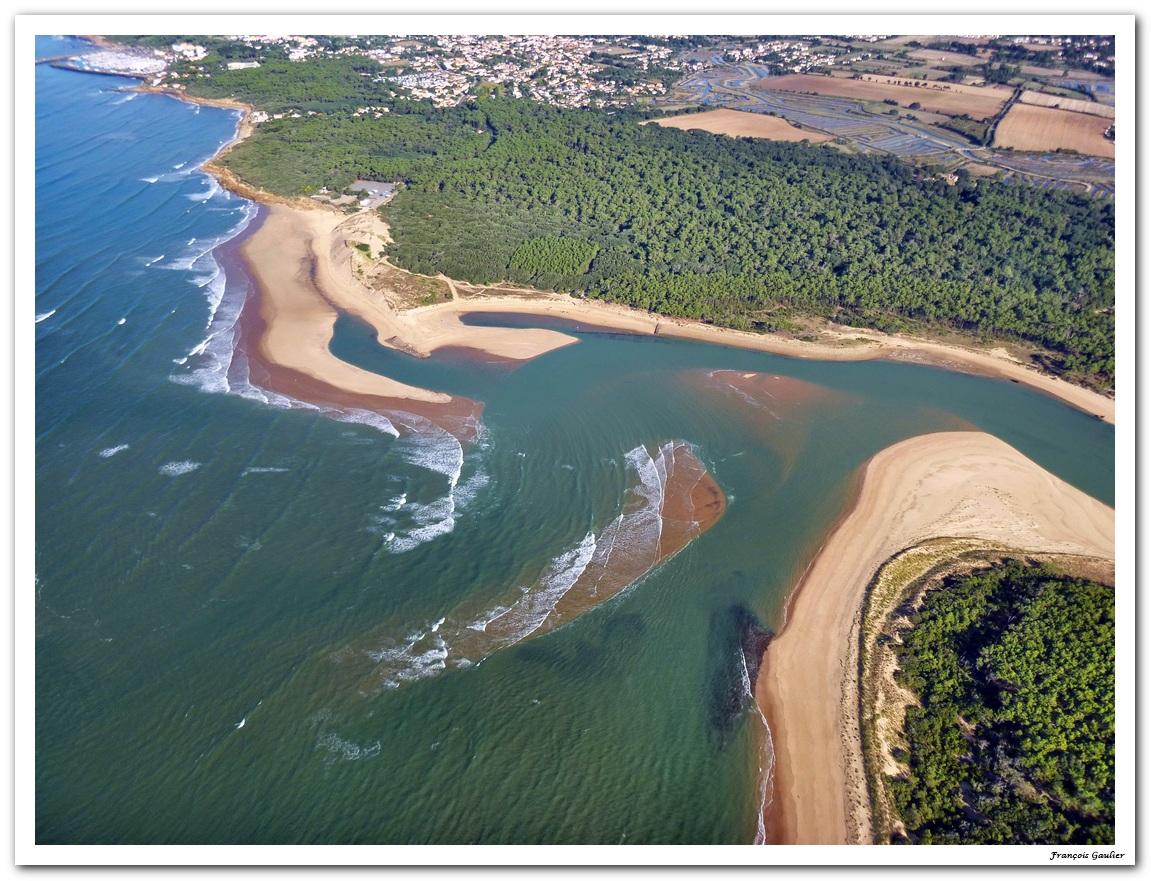 L'estuaire du Payré et le Veillon