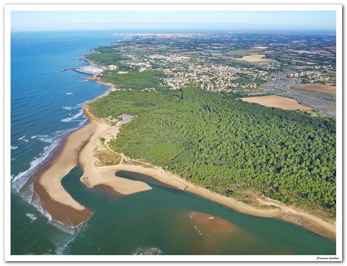 La côte talmondaise du Veillon au Pays des Olonnes