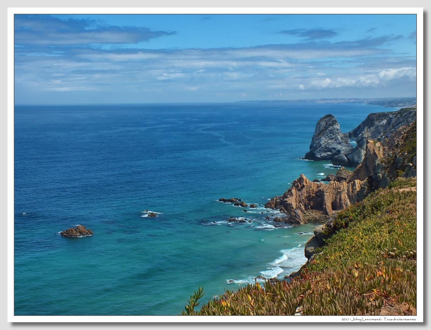 Voyage au Portugal: Cabo Da Roca