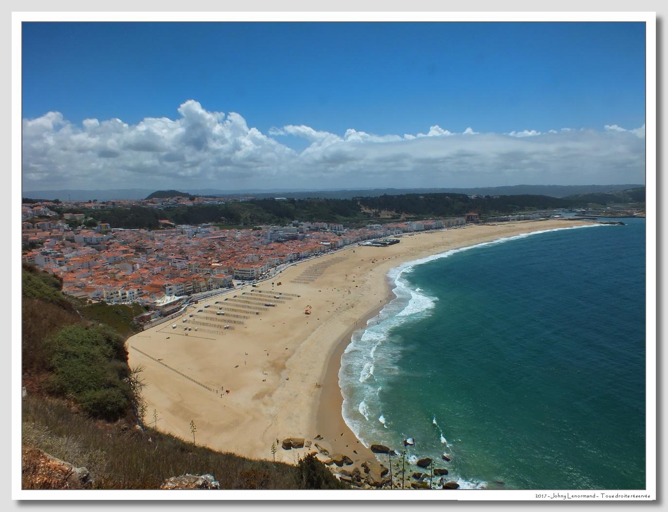 Voyage au Portugal: Nazaré