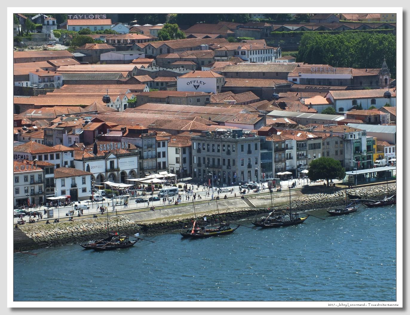Voyage au Portugal: Porto