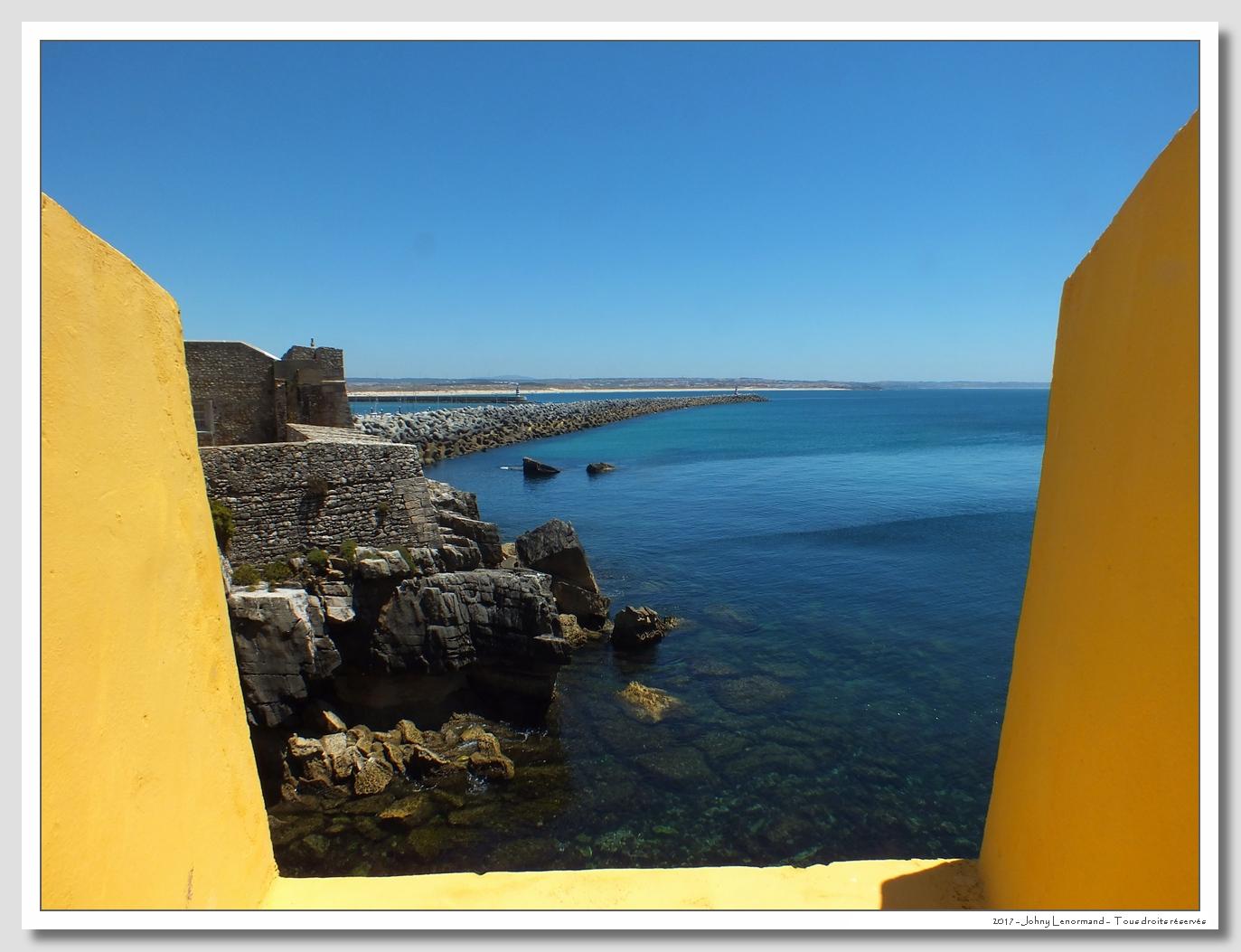 Voyage au Portugal: Peniche