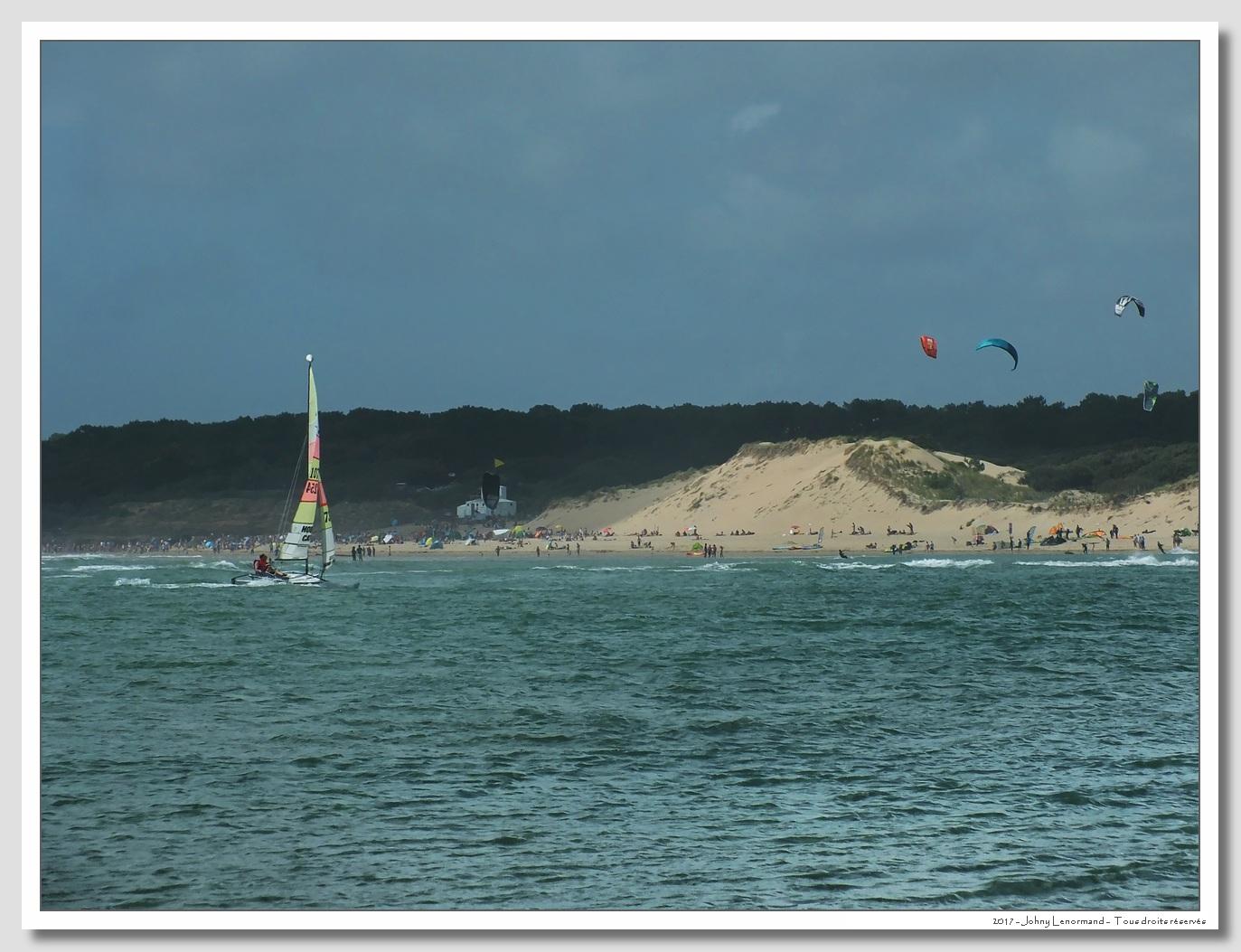 Pointe du Payré à Jard sur Mer (Vendée)