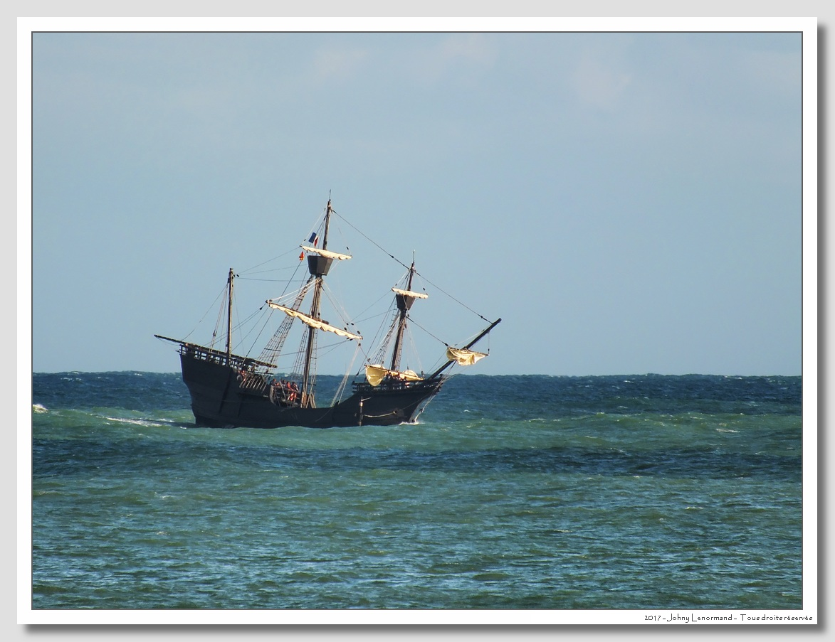 Défilé naval de la Grande Bordée