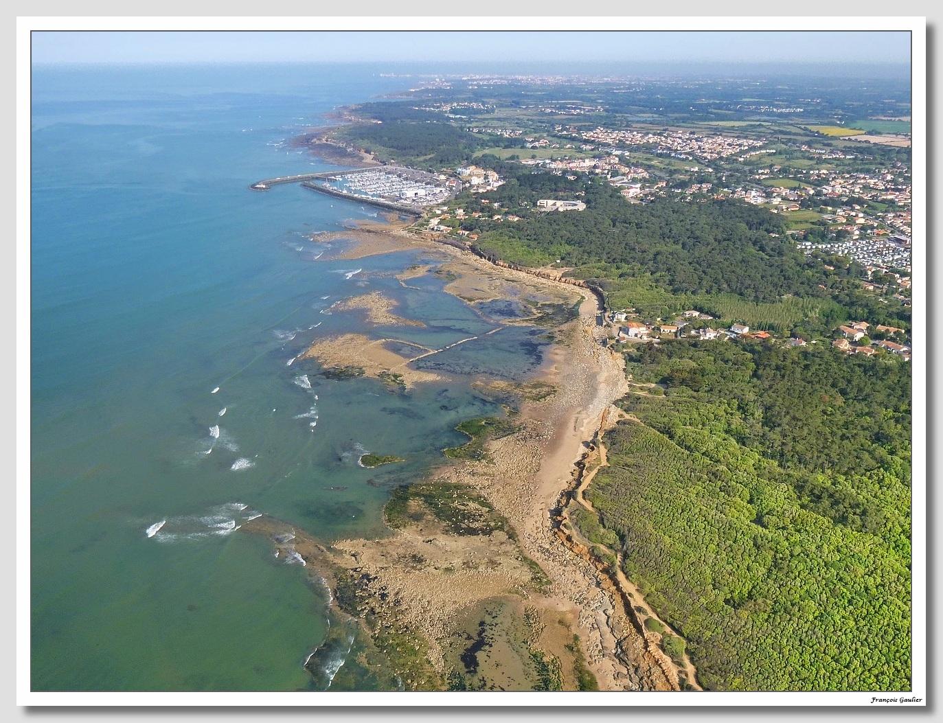 Le littoral talmondais