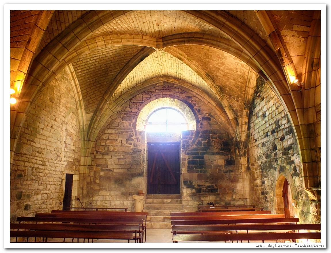 Abbaye de Lieu-Dieu à Jard sur Mer en Vendée