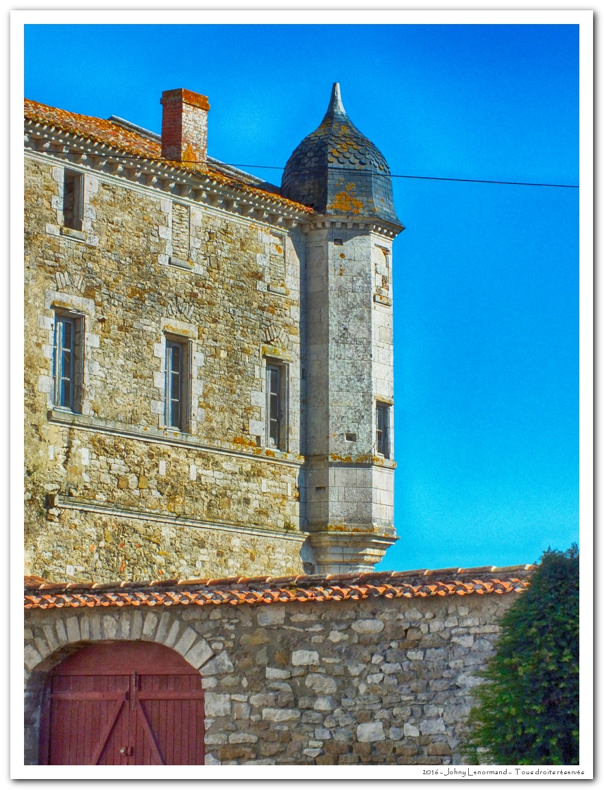 Abbaye de Lieu Dieu à Jard Sur Mer en Vendée