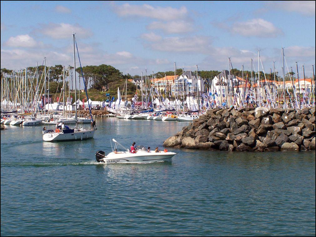 Port bourgenay for Garage talmont saint hilaire