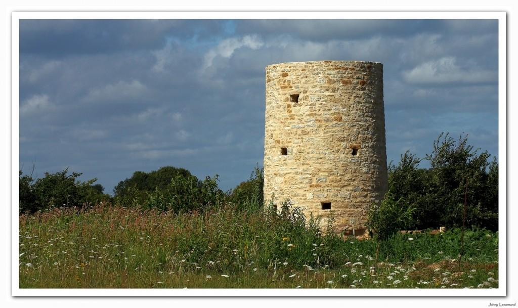 moulin pivot des Hautes Mers