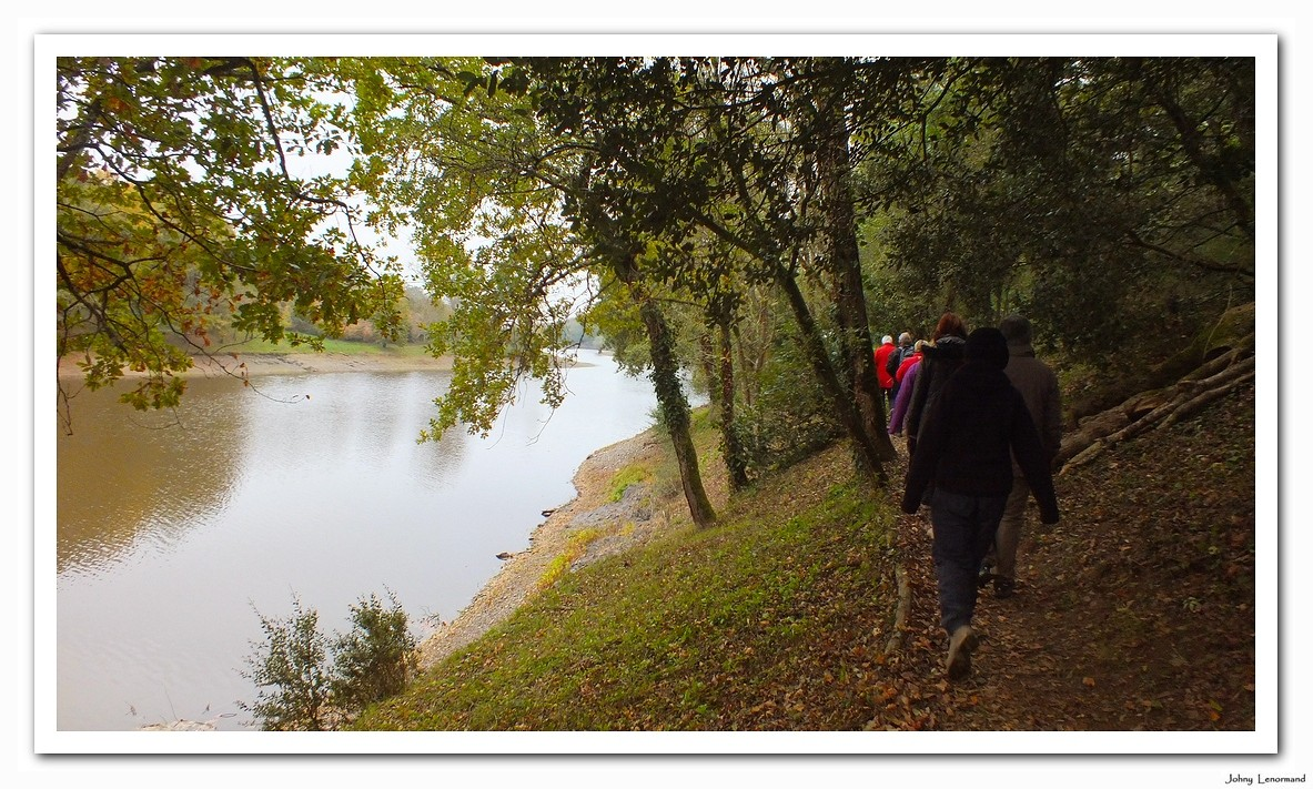 Lac de Finfarine