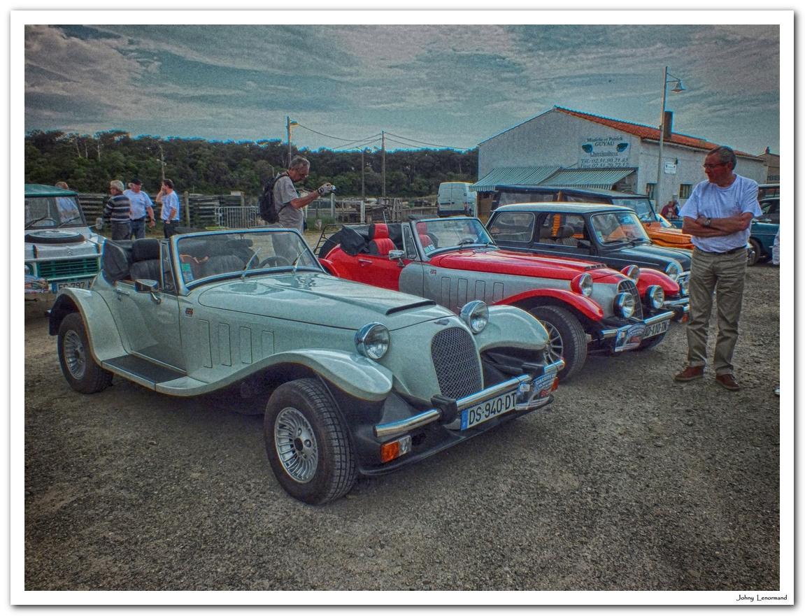 Circuit vendéen des vehicules anciens et de prestige