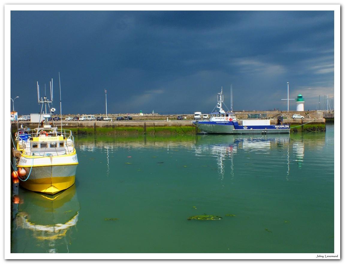 Port Joinville, ile d'Yeu, Vendée