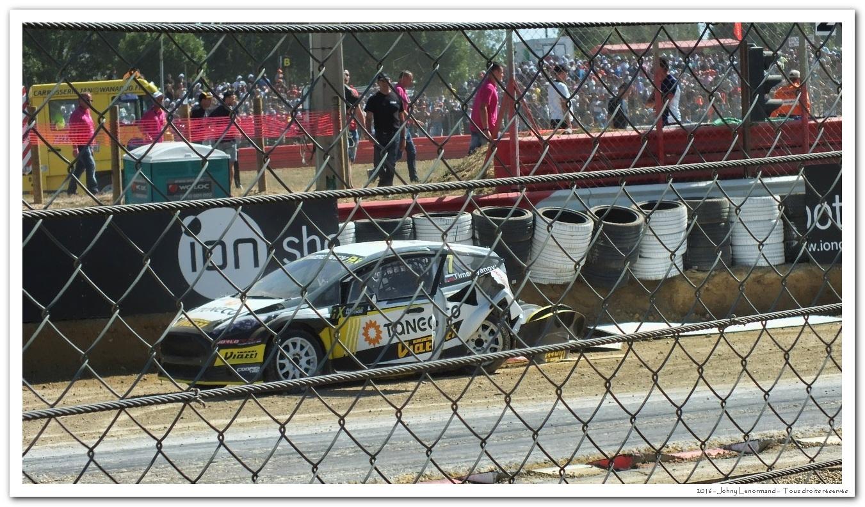 Rallycross à Lohéac