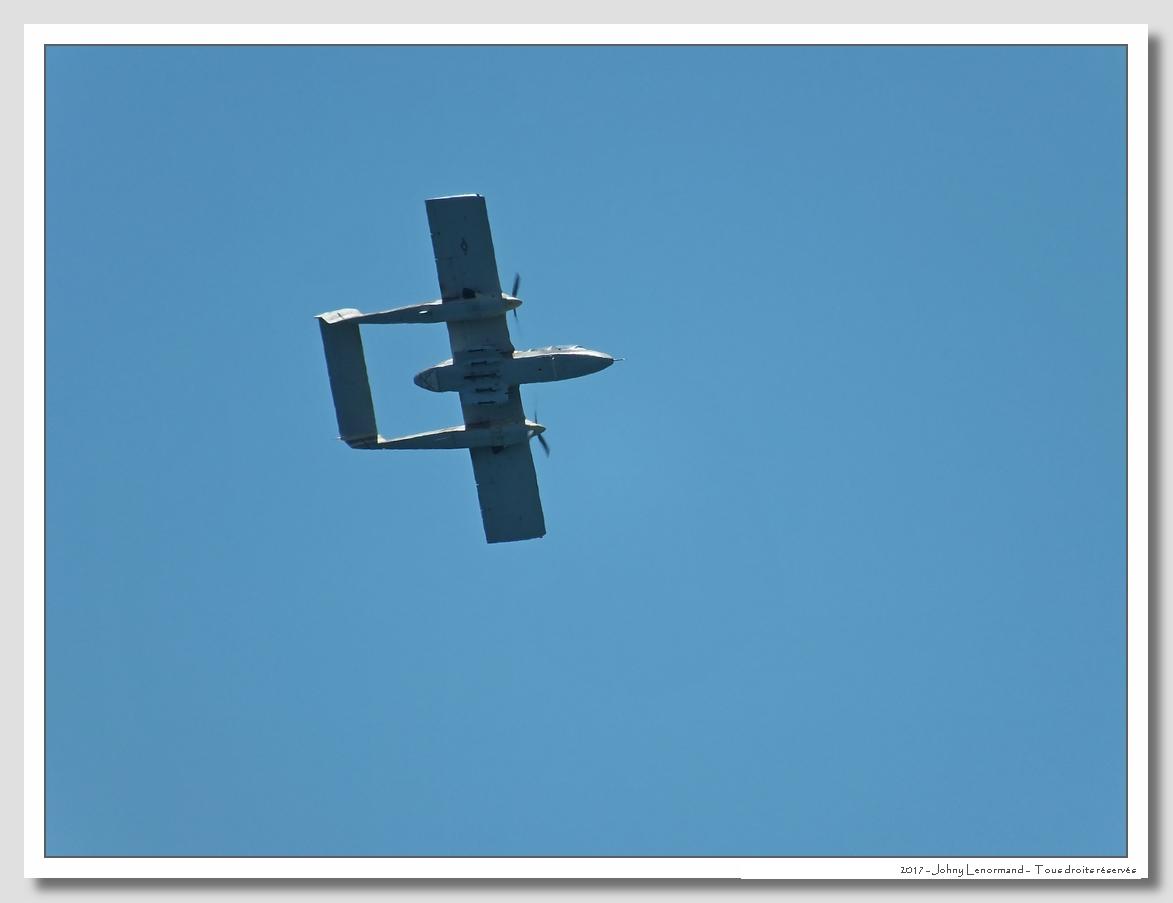 Vendée Air Show: OV-10 Bronco