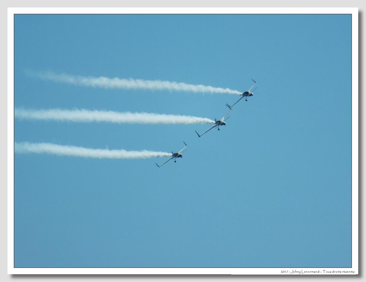 Vendée Air Show: Patrouille REVA