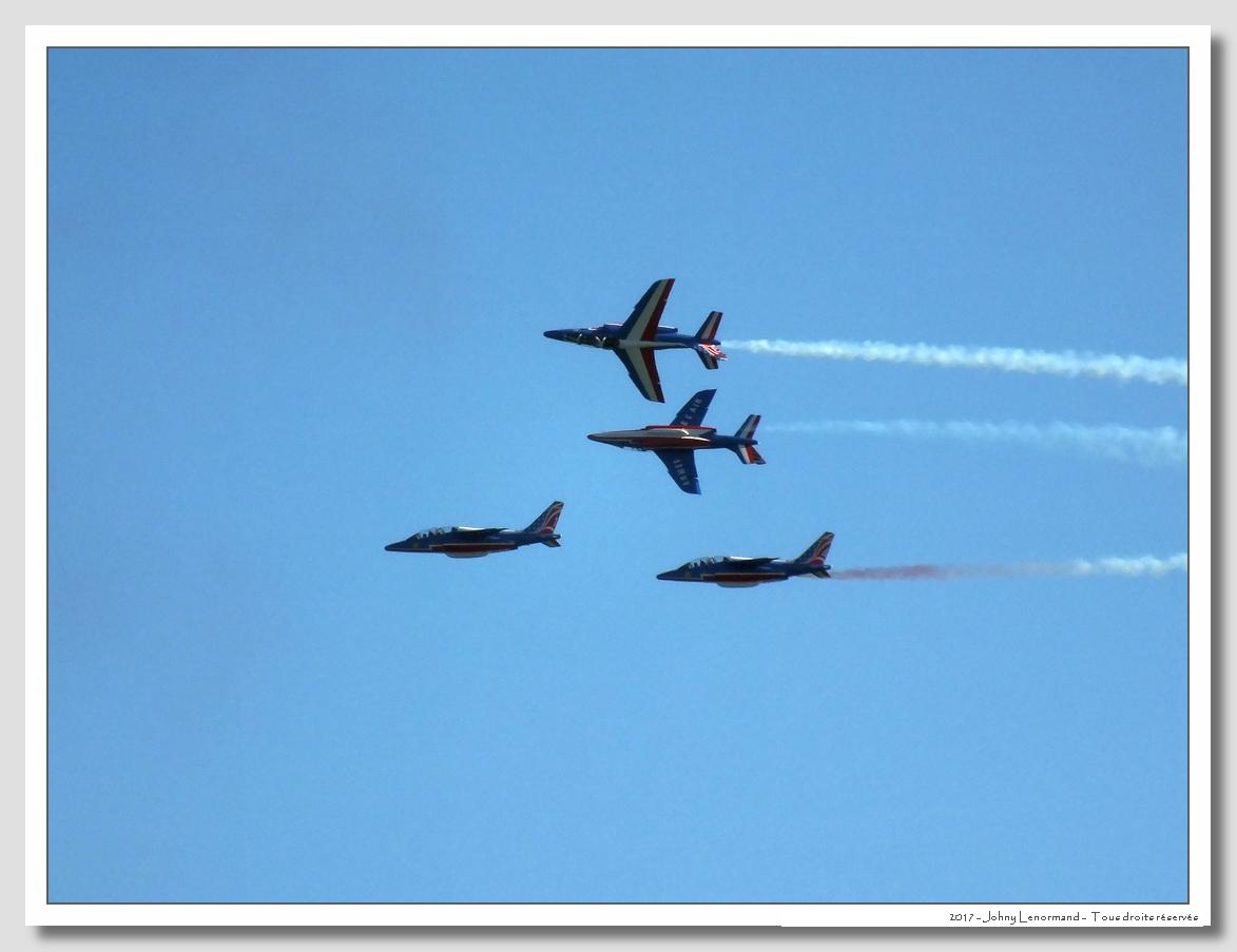 Vendée Air Show: Patrouille de France