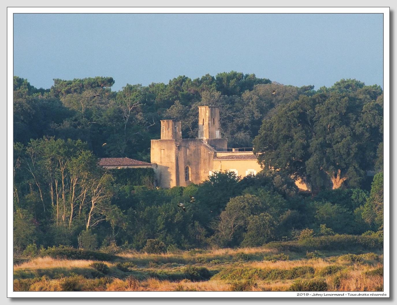 Le château du Veillon