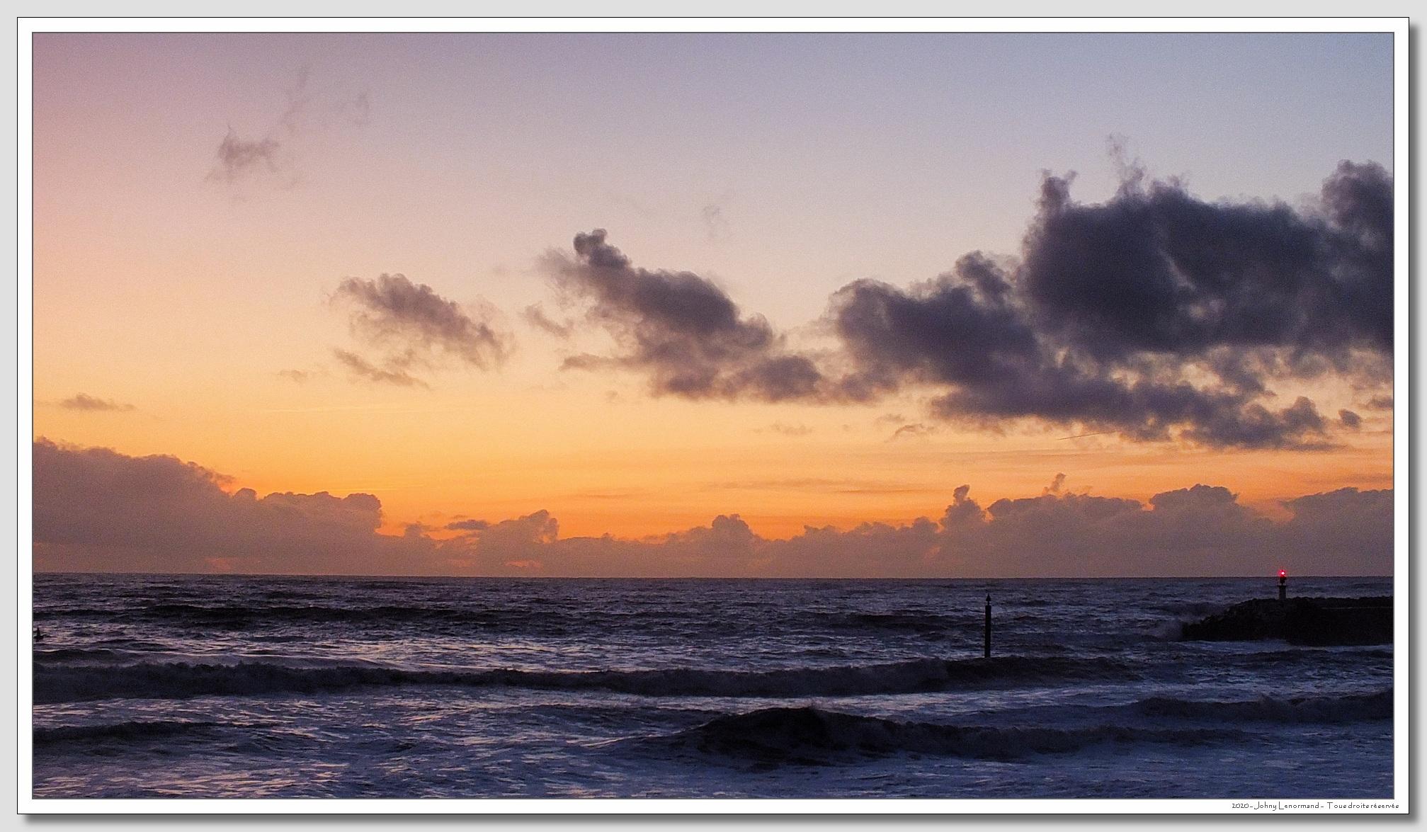 Port Bourgenay le soir, Talmont Saint Hilaire - Vendée