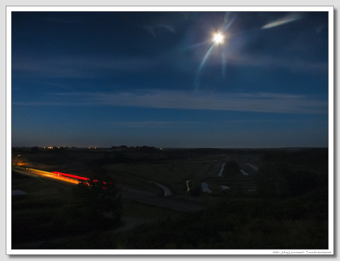 Lumières sur le marais talmondais