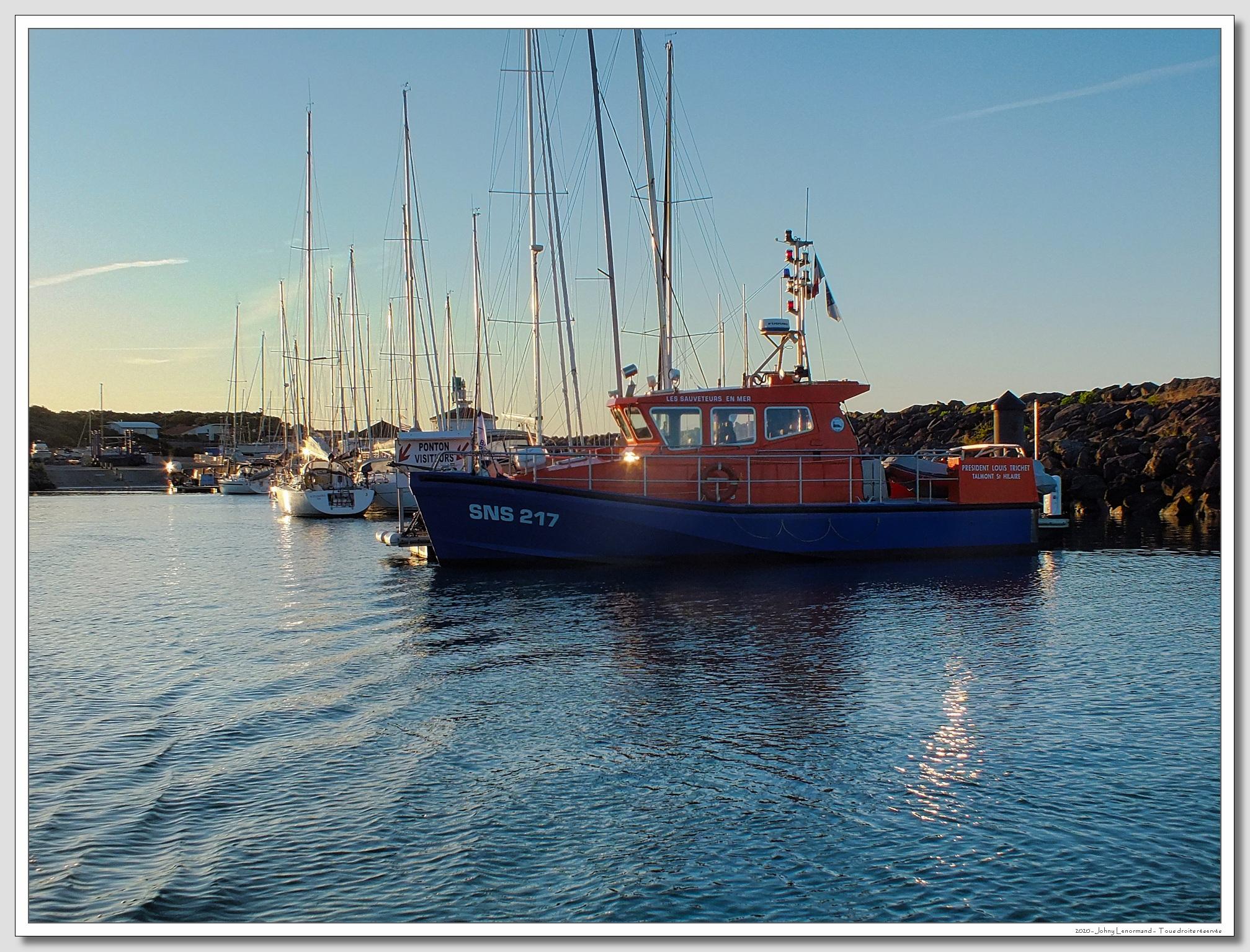 Port Bourgenay (Vendée)