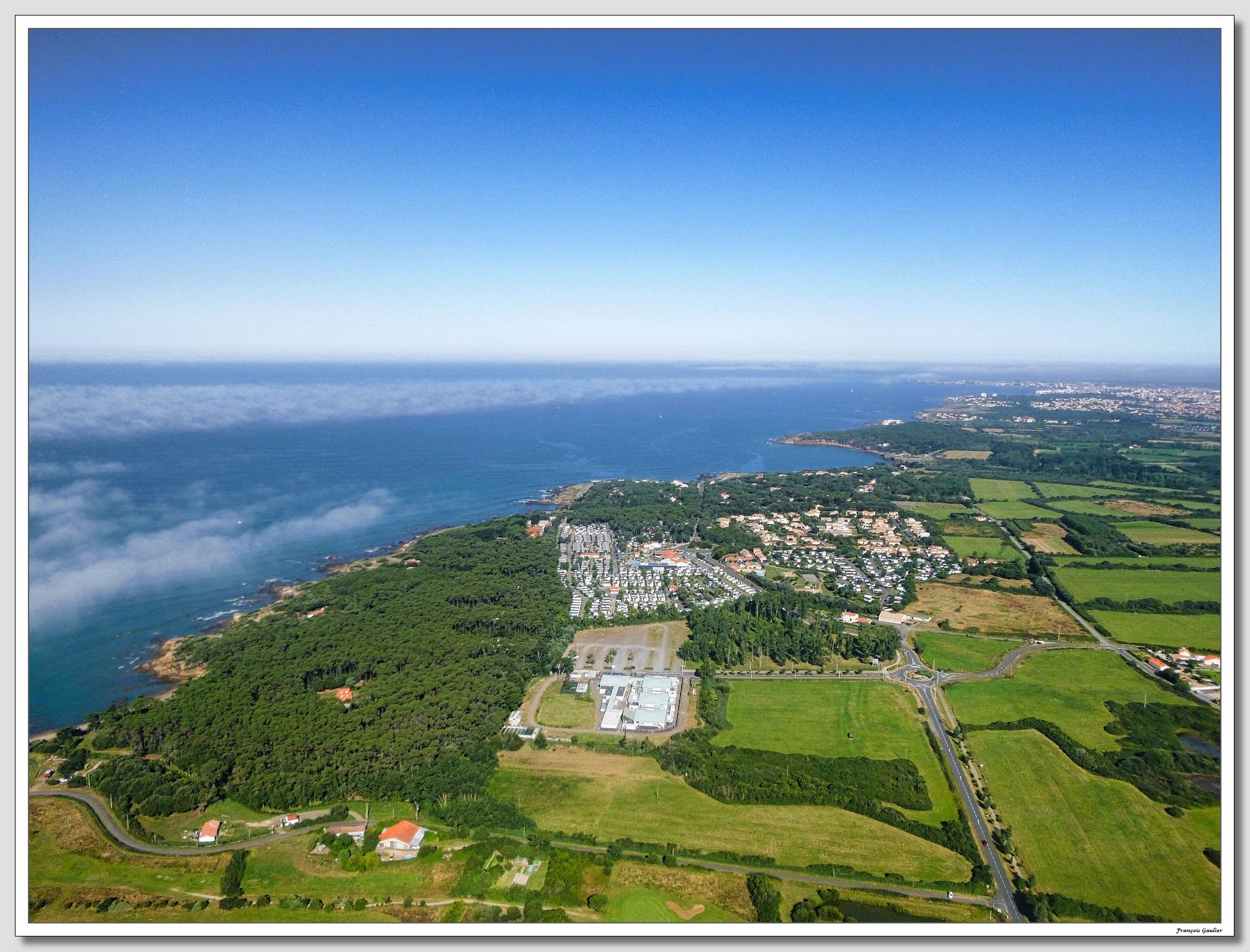 Le Porteau à Talmont Saint Hilaire (Vendée)