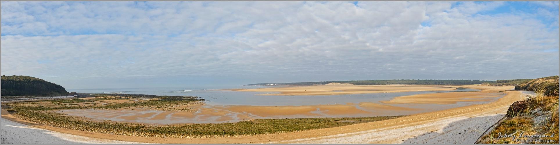 Estuaire du Payré (Vendée)