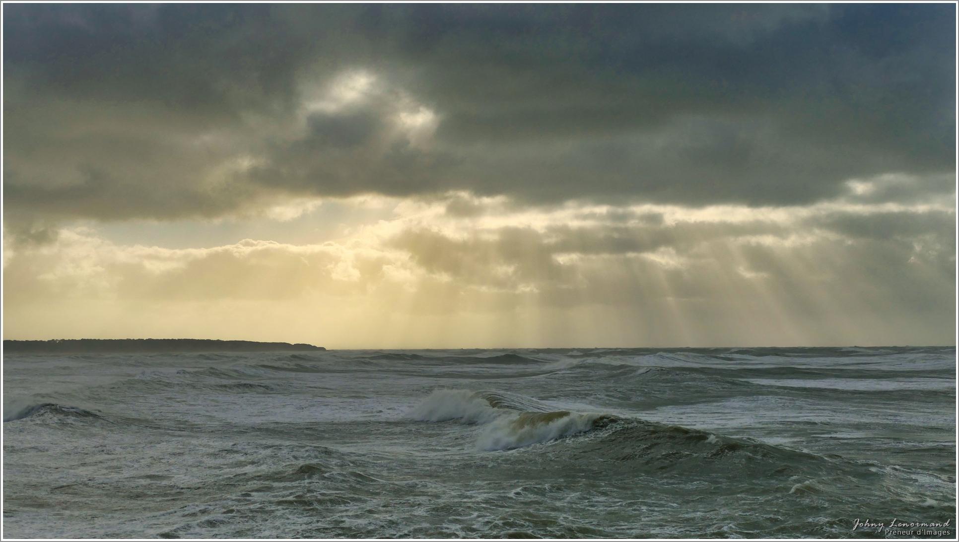 Coup de vent sur Port Bourgenay