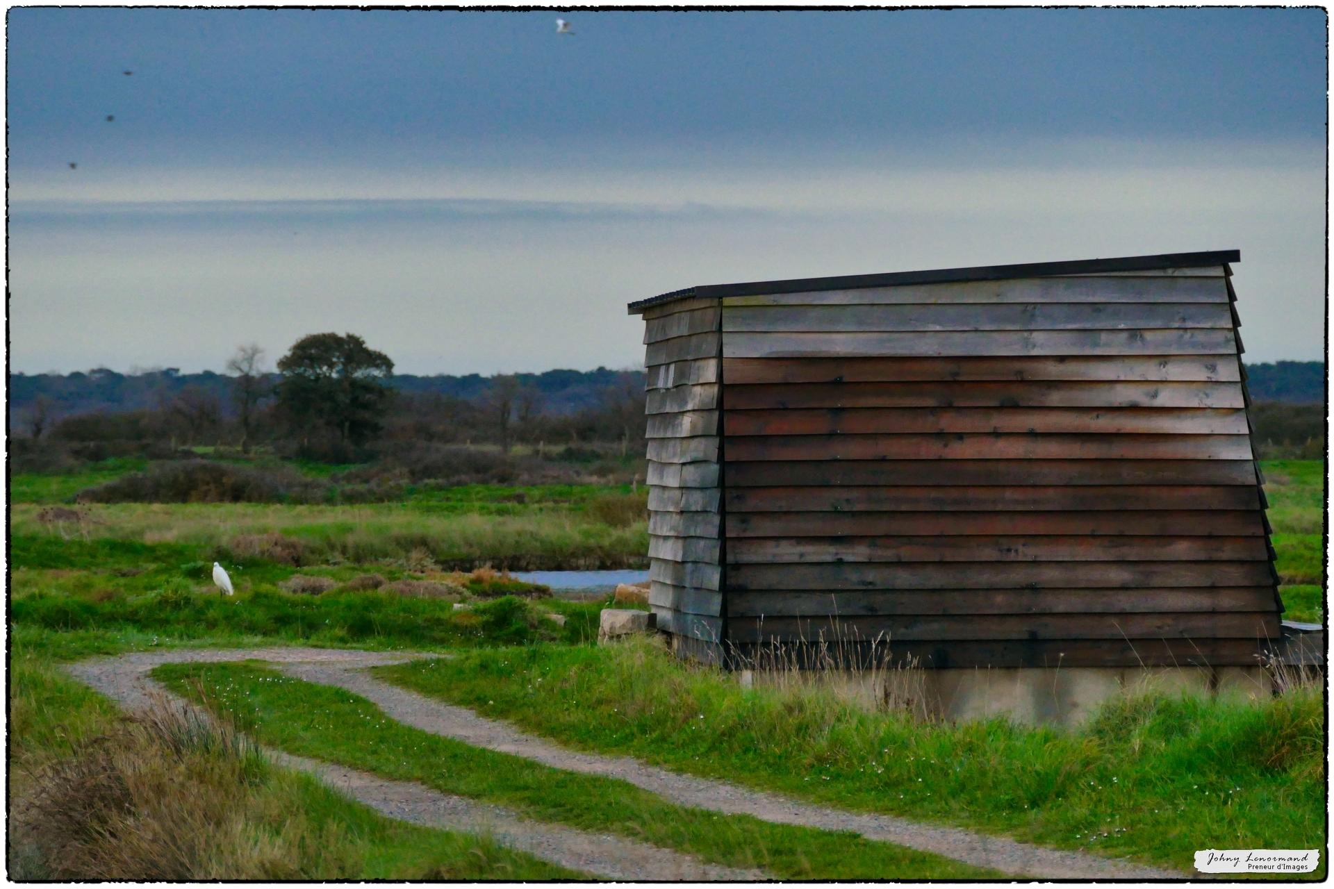 Cabane de saulnier