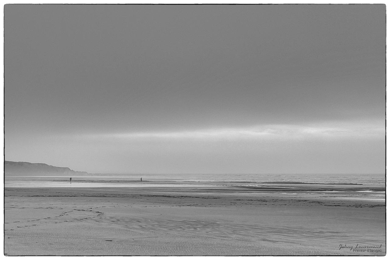 Temps gris sur le Veillon
